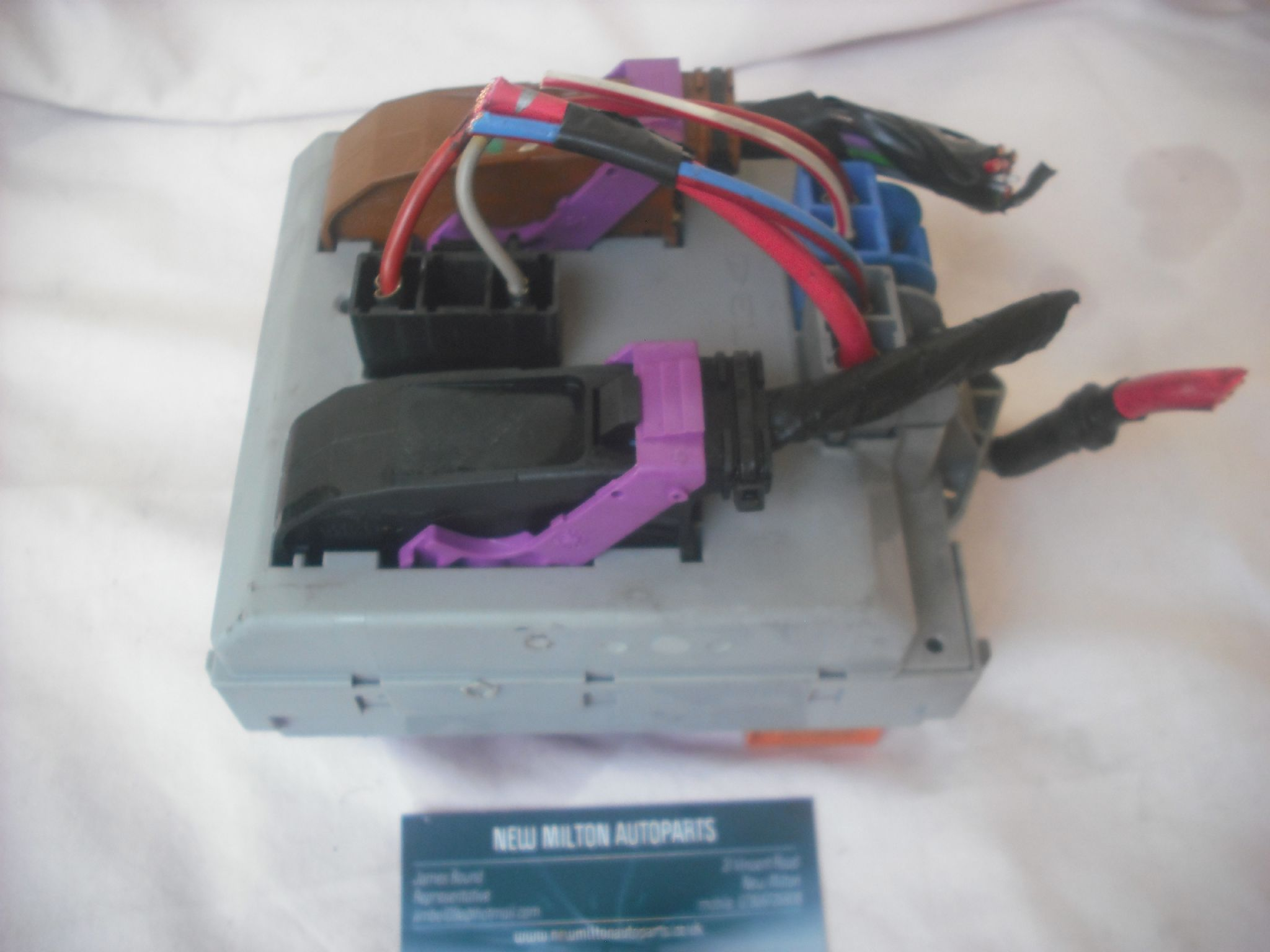 Fiat Fiorino Van Fuse Box Explained Wiring Diagrams Diagram Doblo 1 9 Jtd Diesel Engine Bay Module 51763770 Citroen Berlingo